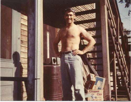 dad porch