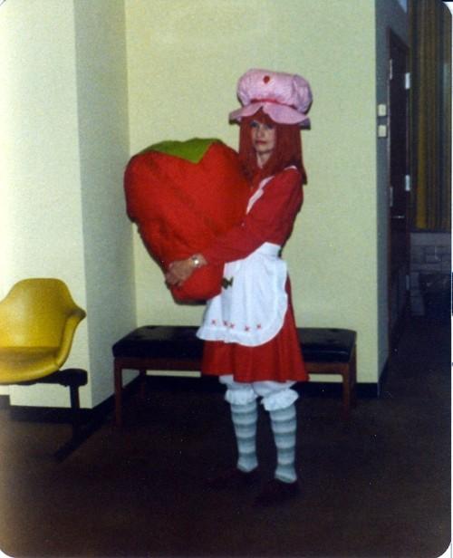 mom strawberry shortcake